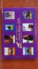 JRA Dream Horses 2000 『20世紀の名馬大投票』ポストカードセット 8枚