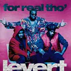 大人気 levert For Real Tho r&b