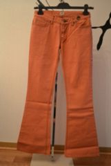 LGBルグランブルー オレンジカラーパンツ