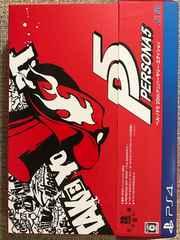 ペルソナ5 20thアニバーサリーエディション 新品同様 PS4