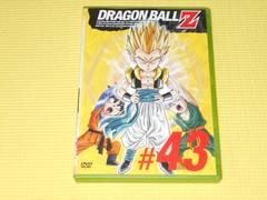 DVD★ドラゴンボールZ 43 レンタル用