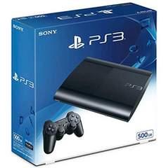 新品即決 PlayStation3 チャコールブラック 500GB CECH-4300C 送料無料