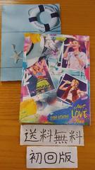 ☆新品同様☆即決○送料無料○初回版最新/西野カナ/Just Love Tour