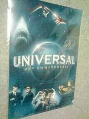UNIVERSAL 100th Anniversaryのクリアファイル