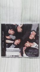 未開封新品KAT-TUNTO THE LIMIT初回限定盤(DVD付)オマケ付