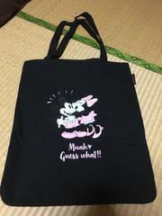 モバオクで買える「☆ジルスチュアート×ミッキー&ミニー☆トートとポーチセット☆」の画像です。価格は300円になります。