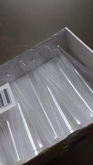 新品★軽い!「シンプルな形のプラスチックグラス」10個セット