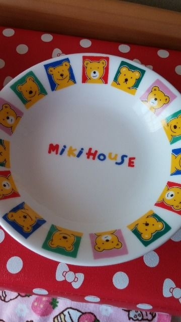☆miki HOUSEお皿5枚組 21×21�p < ブランドの