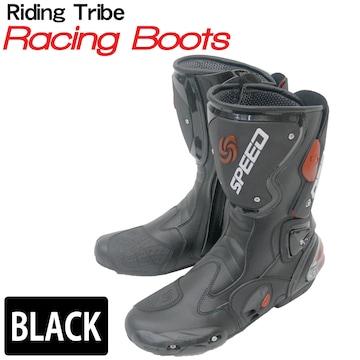 Riding Tribe レーシングブーツ バイク用 RPB 45 27.5cm