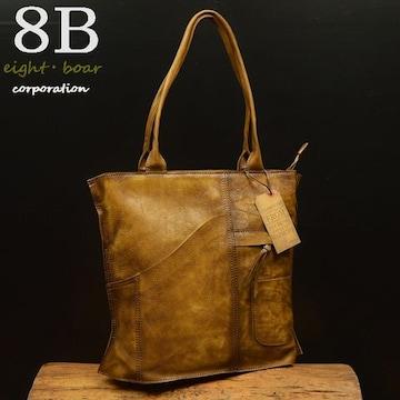◆ムラ染め牛本革 カウハイドレザー バケツ型トートバッグ◆b33