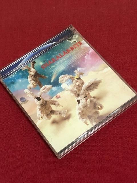 【送料無料】SHAKALABBITS「シャカラビッツ」(BEST)CD2枚組  < タレントグッズの