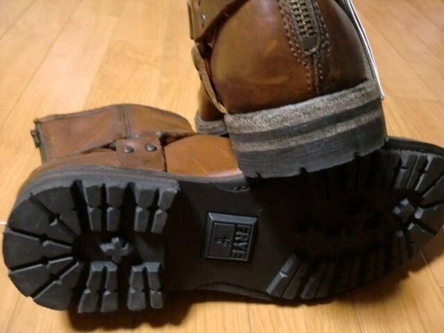FRYE フライ メンズ ブーツ 10D 28センチ 新品 < ブランドの