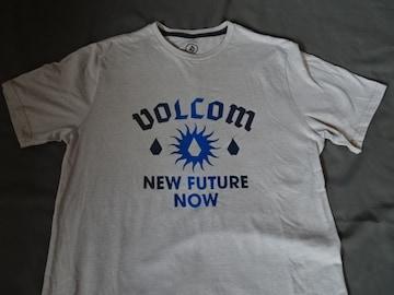 ボルコム 【NEW FUTURE NOW】 ロゴプリントTシャツUS S