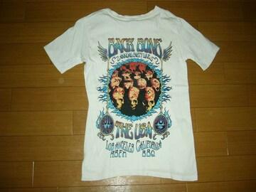 バックボーンBACKBONE THE USAカットソーS白Tシャツ