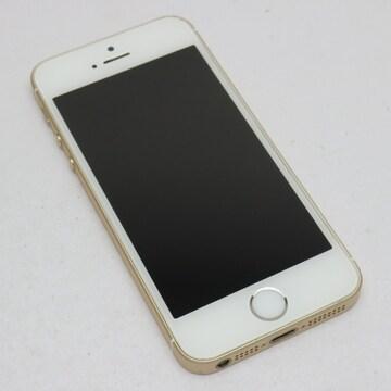 安心保証●美品●SOFTBANK iPhoneSE 16GB ゴールド●白ロム