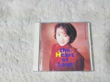 CD 渡辺美奈代 恋してるといいね 全12曲 '89/2 帯無
