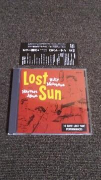 ビリー諸川&ハーヴェストムーン美品CD ロカビリー クリームソーダ ロックンロール ロスト・サン 97