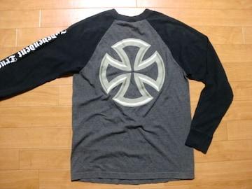 インディペンデント スケート トラック ロング Tシャツ S
