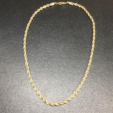 中古 美品 K18 ネックレス