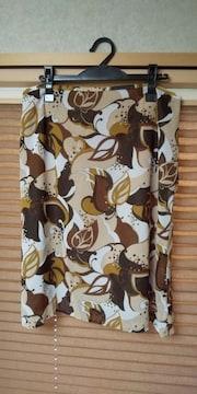 新品☆大きいサイズ☆W84☆柄のカッコいいスカート