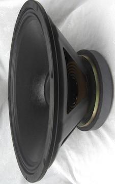 大口径46cmウーハースピーカーユニット新品未使用品。2本組