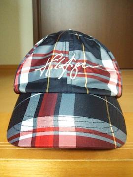 中古 キャップ帽 帽子 S/M トミーヒルフィガー/TOMMY HILFIGER