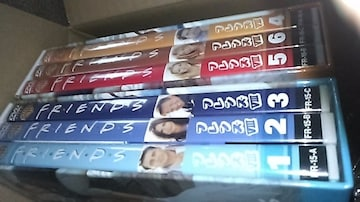 フレンズ シーズン8 DVD BOX