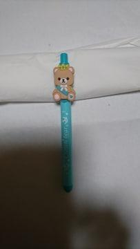 ナムコ×King&Prince クラウンベアボールペン ターコイズブルー…神宮寺君カラー