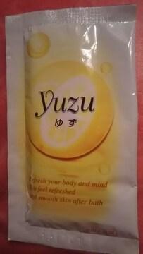 薬用入浴剤*ゆずの香り