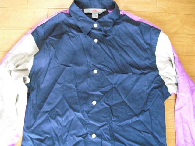 H&M コムデギャルソン シャツ USA-S < ブランドの