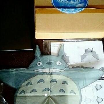 新品 ジブリ レア 限定品 トトロ バイオカイト 凧 タコ ジブリ