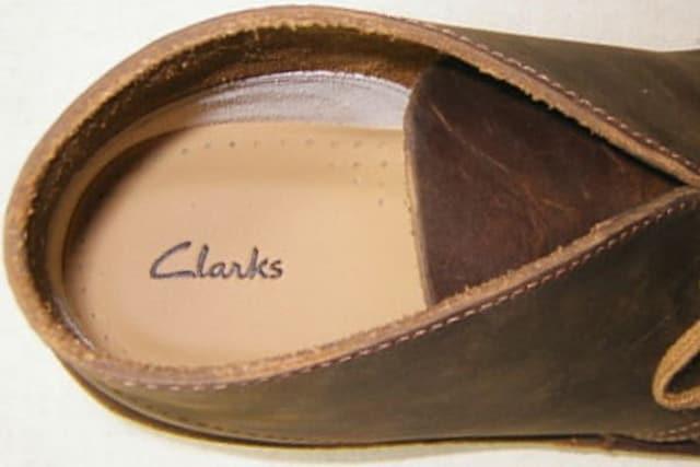 クラークスCLARKS新品デザートブーツ26106562ブラウンus11.5 < 男性ファッションの
