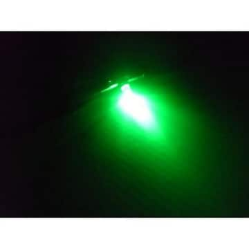 送料無料!日野/グランドプロフィア用/エアコンパネル用LED/緑色