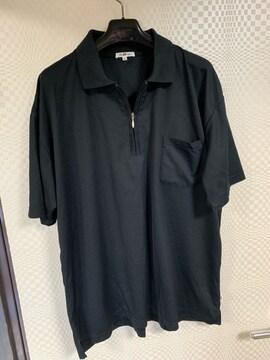PureFirst 半袖ハーフジップドライポロシャツ4 L