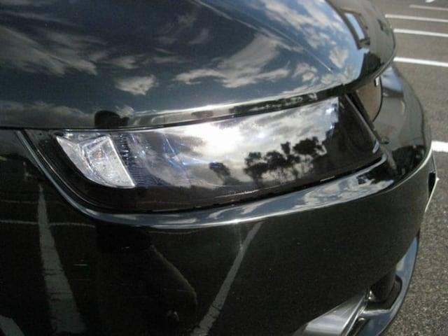 Tint+ 何度も貼れる RB1 オデッセイ ヘッドライト スモークフィルム < 自動車/バイク