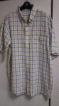 ヒロミチナカノゴルフ3L半袖シャツ