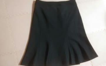 黒のスカート 超美品 ETHIQUE 膝下丈