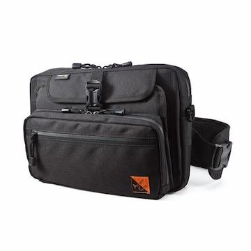 iPadミニが入る ワンシょルダーガジェットバッグ(200-BAG086S) 新品!