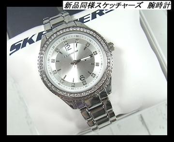 本物正規新品同様  SKECHERS スケッチャーズ SR6122  腕時計 動品