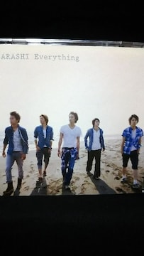 嵐☆ARASHI Everything'09.07限定盤DVD+CD