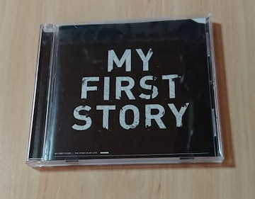 MY FIRST STORY アルバム『THE STORY IS MY LIFE』中古