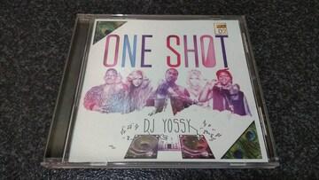 1回のみ再生 mix CD One Shot Vol.2 / DJ Yossy HIP HOP R&B