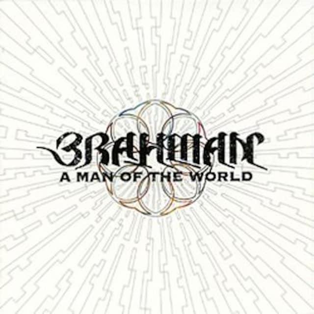 ブラフマンBRAHMAN「A MAN OF THE WORLD」 SEE OFF収録 Hi-Standard  < タレントグッズの