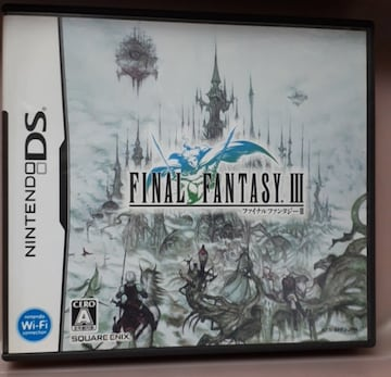 DSファイナルファンタジー3