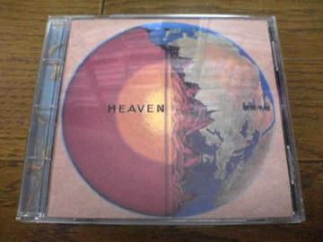 HEAVEN CD 快晴予報 廃盤