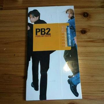 PB2◎POOLBITBOYS♪CDシングル美品◎VenusAccident♪朝倉大介