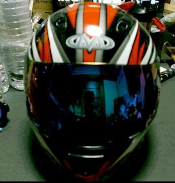 フルヘイスヘルメットXLサイズ