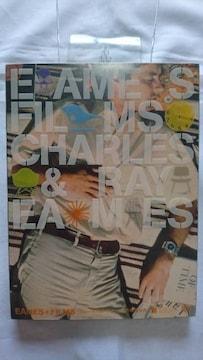 美品DVD!! チャールズ&レイ・イームズの映像世界 付属品購入時状態