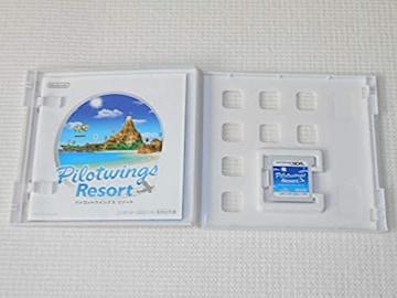 3DS★パイロットウイングス リゾート 表紙無し