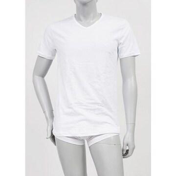 ☆ エンポリオ アルマーニ VネックTシャツ 半袖/メンズ/S☆新品